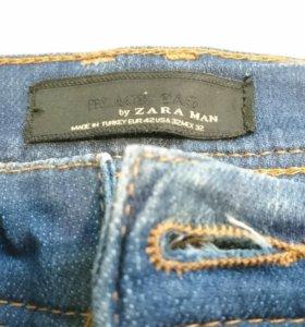 Джинсы Zara man Black tag Eur42 USA32 Mex32