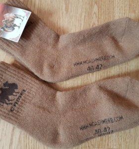 Носки шерсть верблюда