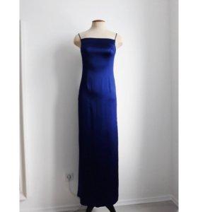 Платье из натурального шелка Вечернее коктейльное