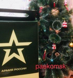 ИРП сухой паек Армии РФ (2018 год)