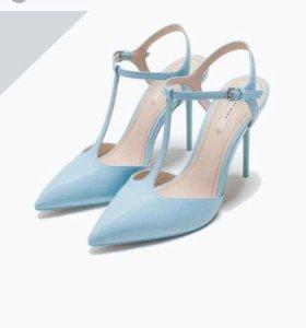 Туфли Zara, новые