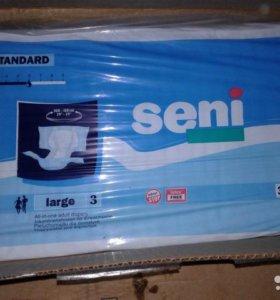 Подгузники для взрослых Sani Standard Large 3