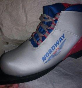 Ботинки для беговых лыж Nordway Alta, 36 рр. 🎿