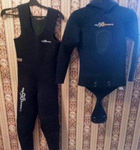 костюм для подводной охоты