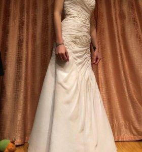 Свадебное платье 44/46