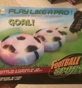Hoverball (детский аэрофутбол)
