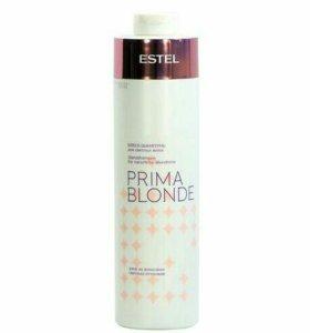 Блеск-шампунь для светлых волос