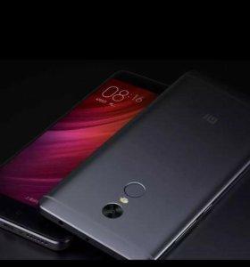 Redmi Note 4X 32Гб! Черный
