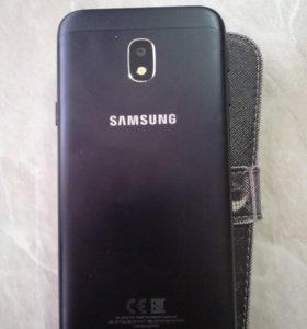 Телефон Samsung galaxy j3 2017.