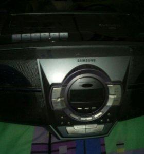 Магнитофон сд касета