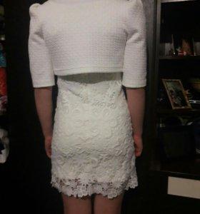 Платье нарядное 36 размер.
