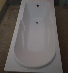 Ванна акриловая 1500×750