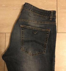 Джинсы мужские Armani 48-50 размер