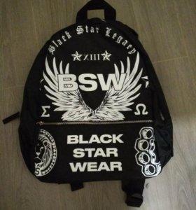 Новый оригинальный рюкзак Blackstar