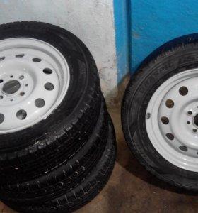Зимние шины Dunlop Graspic DS3 175/65/R14