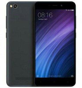 Xiaomi Redmi 4A, 2/16, Dark Grey, новый