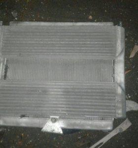 Газель радиатор дизель