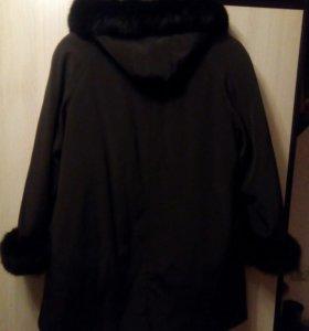 Куртка зима 54-56