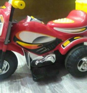 Мотоцикл для детей
