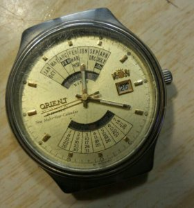 Часы ориент.фирменные.