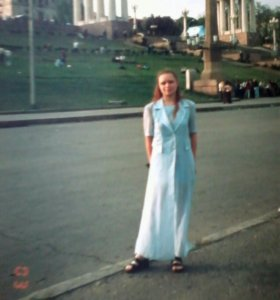 Вечернее,корпаротивное платье -двойка