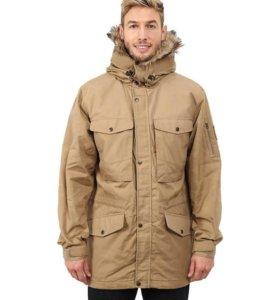 Fjallraven sarek winter jacket новая парка куртка