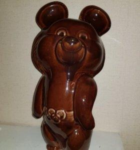 Мишка олимпийский 28 см