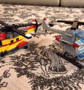 Вертолёт Лего Lego