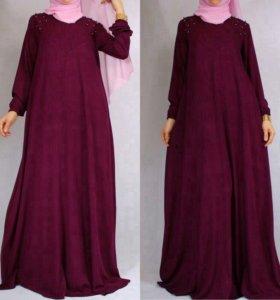 Плате марсал хиджаб