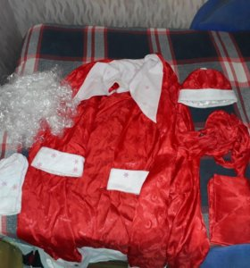 Дед мороз кастюм