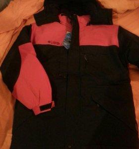 Куртка новая мужская.54-58 Зима