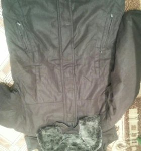 Куртка новая мужская 58-60.зима
