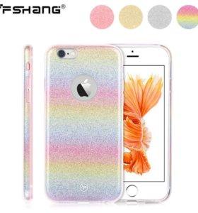Чехол FSHang® Shine iPhone 6/6s (силикон)