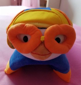 Подушка-игрушка 3 в 1 ( трансформер)