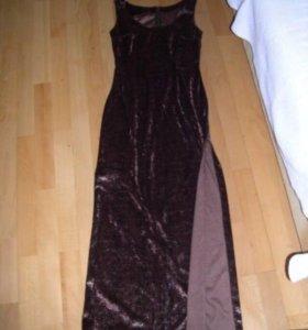 Платье вечернее Макси.. 44 46