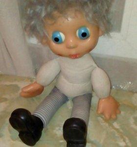 Кукла Антошка или Незнайка изСССР