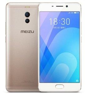 Meizu m6 note 4/64 gold