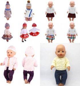 Одежда на Baby born