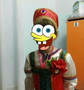 Карнавальный костюм 5-7лет