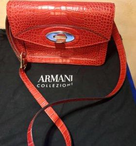Сумка клатч кросс-боди Armani Collezioni оригинал
