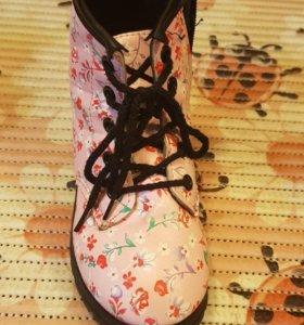 Ботинки осень-весна размер 29