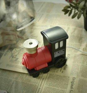 Увлажнитель воздуха usb мини поезд новый