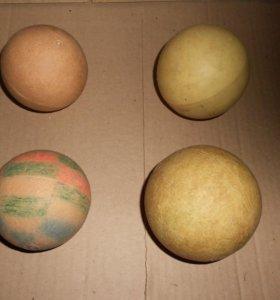 Резиновые мячи (СССР)