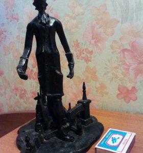 Скульптура из чугуна КУСА