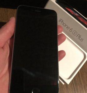 Iphone 6s plus,128gb.обмен