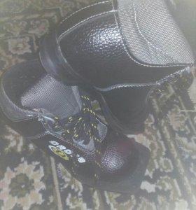 Лыжные ботинки р.31 Новые