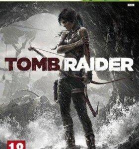 Tomb Raider Xbox 360