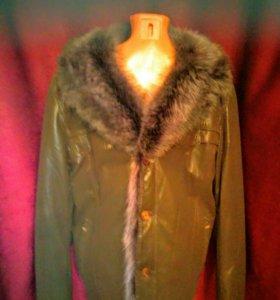 Новая мужская куртка р 50