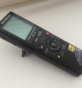 Диктофон olympus VN-713 PC на 4 гб, чёрный