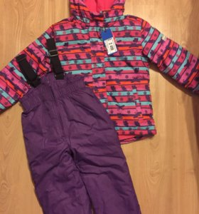 Новый зимний костюм для девочки Futurino